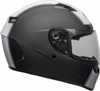 KASK BELL QUALIFIER DLX MIPS RALLY MATTE BLACK/WHITE XXL