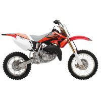Blackbird Dream 4 Honda CR 85 (03-07) okleina naklejki cross