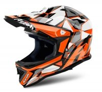 KASK AIROH JUNIOR ARCHER CHIEF ORANGE GLOSS