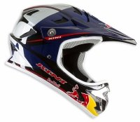 Kask KINI RED BULL MTB Kask rowerowy XS