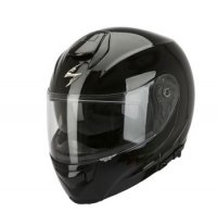 SCORPION KASK MOTOCYKLOWY EXO-3000 AIR SOLID BLACK