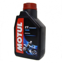 Motul 100 2T Mineral olej mineralny do silników 2-suwowych 1litr