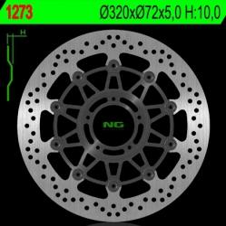 Tarcza hamulcowa przednia Ducati 1200 MONSTER (14-16)