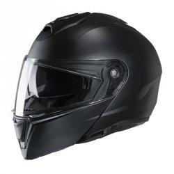 HJC I90 KASK MOTOCYKLOWY SEMI FLAT BLACK