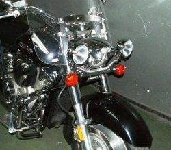Stelaż pod lampy Honda VTX1300 Retro