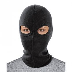 KOMINIARKA HELD BALACLAVA POLYESTER/COTTON BLACK