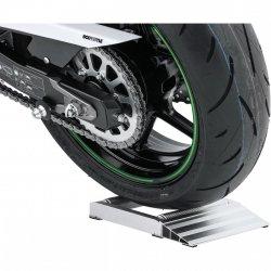 POLO Hi-Q Tools Podstawka aluminiowa Rolki pod koło do smarowania łańcucha