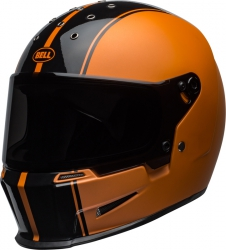 BELL ELIMINATOR RALLY ORANGE KASK MOTOCYKLOWY M