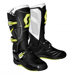 Scott MX 550 buty enduro cross czarne