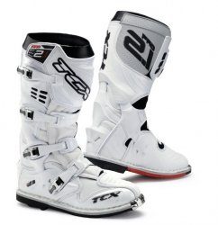 TCX PRO 2.1 buty enduro cross białe