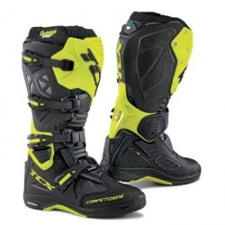 TCX BUTY CROSSOWE COMP EVO MICHELIN BK/YELLOW FLUO