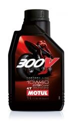 MOTUL 300V 4T FACTORY LINE 10W40 olej syntetyczny do silników 4-suwowych 1L