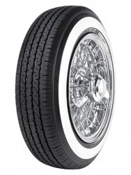 RADAR 125/80R12 Dimax Classic 62S TL White Wall (30 mm) M+S RGC0180