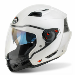 KASK AIROH EXECUTIVE WHITE GLOSS L
