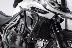 CRASHBAR/GMOL SW-MOTECH TRIUMPH TIGER 1200/EXPLORER (15-) BLACK