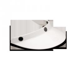 DASZEK BELL CUSTOM 500 3 SNAP 510 WHITE OS