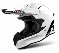 KASK AIROH TERMINATOR OPEN VISION COLOR WHITE GLOSS S