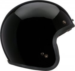 KASK BELL CUSTOM 500 DLX SOLID BLACK S