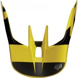 DASZEK DO KASKU FOX V-3 PREEST DARK YELLOW L/XL