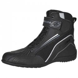 BUTY IXS BREEZE BLACK 42