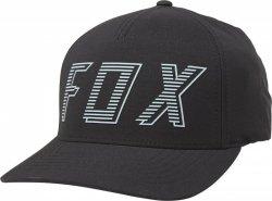 CZAPKA Z DASZKIEM FOX BARRED FLEXFIT BLACK S/M