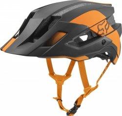Kask Rowerowy Fox Flux Mips Conduit Atomic Orange XS/S