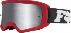 GOGLE FOX JUNIOR MAIN II LINC - SPARK FLAME RED