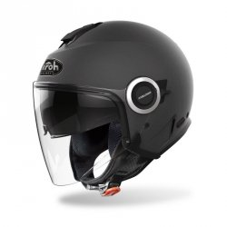 KASK AIROH HELIOS COLOR ANTHRACITE MATT XL