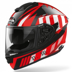 KASK AIROH ST501 BLADE RED GLOSS L