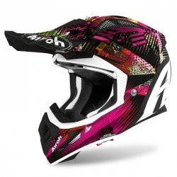 KASK AIROH AVIATOR ACE INSANE MATT S