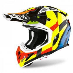 KASK AIROH AVIATOR ACE TRICK GLOSS XL
