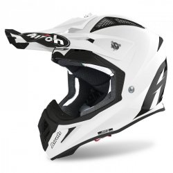 KASK AIROH AVIATOR ACE COLOR WHITE GLOSS XL