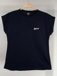 T-SHIRT BROGER ALASKA LADY DARK BLUE DS