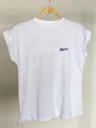 T-SHIRT BROGER ALASKA LADY WHITE DS