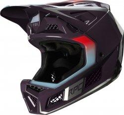 Kask Rowerowy Fox Rampage Pro Carbon Daiz Dark Purple L