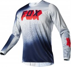 BLUZA FOX 180 BNKZ SE GREY