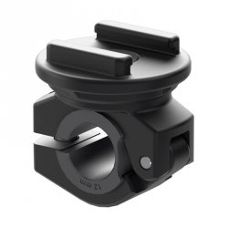 UCHWYT NA LUSTERKO SP CONNECT MIRROR MOTO MOUNT BLACK OS