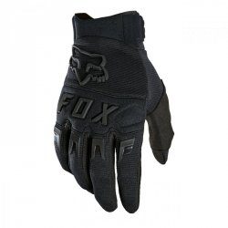RĘKAWICE FOX DIRTPAW BLACK/BLACK XL