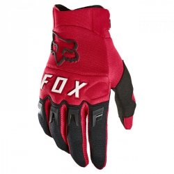 RĘKAWICE FOX DIRTPAW RED L