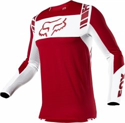 BLUZA FOX FLEXAIR MACH ONE RED M