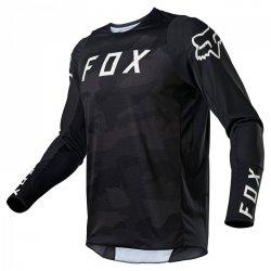 BLUZA FOX 360 SPEYER BLACK XXL