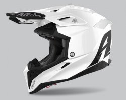 KASK AIROH AVIATOR 3 COLOR WHITE GLOSS S