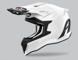 KASK AIROH STRYCKER COLOR WHITE GLOSS S