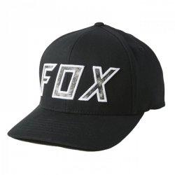 CZAPKA Z DASZKIEM FOX DOWN N DIRTY FLEXFIT BLACK/WHITE S/M