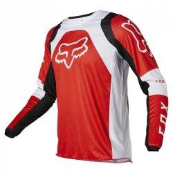 BLUZA FOX 180 LUX FLUORESCENT RED XXL