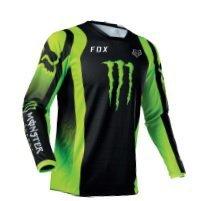 BLUZA FOX 180 MONSTER BLACK XXL