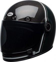 BELL BULLITT CARBON RSD BLACK/GREEN KASK MOTOCYKLOWY