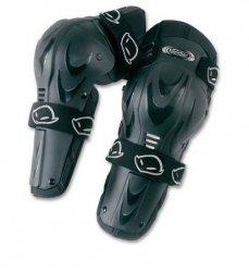 Ufo Plast ochraniacze kolan z zawiasem czarne