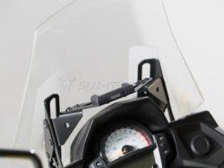 MOCOWANIE GPS Z AMORTYZACJĄ DRGAŃ BLACK KAWASAKI VERSYS 650 (15-) SW-MOTECH