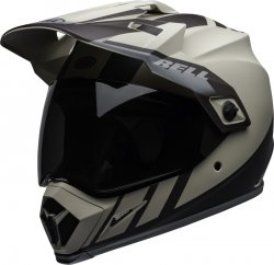 BELL MX-9 KASK MOTOCYKLOWY ADVENTURE MIPS DASH SAND/BROWN/GREY
